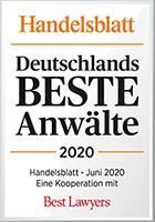 Deutschlands beste Anwälte 2020